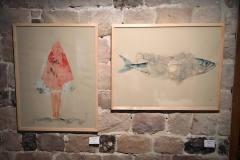 Exposition de deux estampes à Saint Valery en Caux